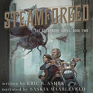 Steamforged Audiobook