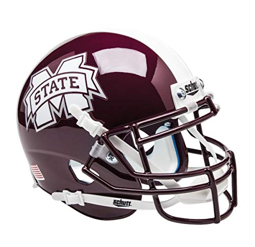 NCAA Mississippi State Bulldogs Collectible Mini Helmet