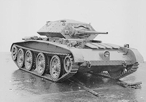 - Home Comforts Laminated Poster British Tanks and Armoured Fighting Vehicles 1939-45 Cruiser Mk V Covenanter (A13 Mk III). Pilot mod Vivid Imagery Poster Print 24 x 36