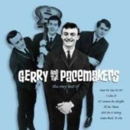 Gerry & The Pacemakers - 25 Hits of the Big British Breakthrough - Zortam Music