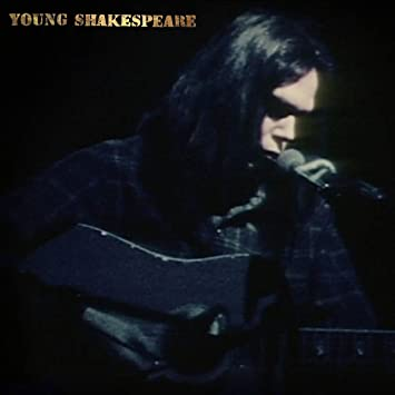 Neil Young - Young Shakespeare (Cd)