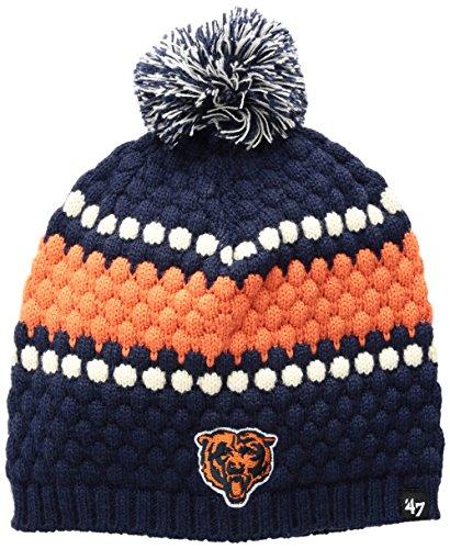 7bb4857ce82 Chicago Bears Women s Pom Beanie – Football Theme Hats
