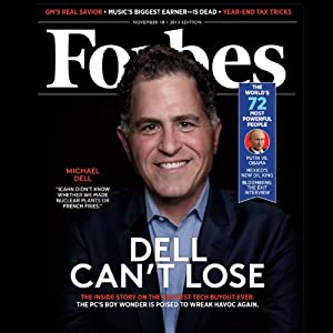 Forbes, November 4, 2013 Periodical