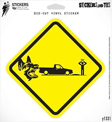 Choose Life Don't Touch My Car Funny Warning Sign Vinyl Sticker Large Size 10