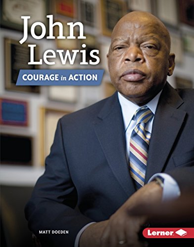 John Lewis: Courage in Action (Gateway Biographies)