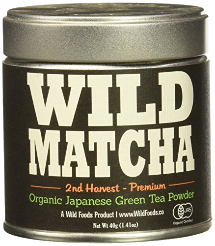 Organic Matcha Green Wild Ceremonial product image