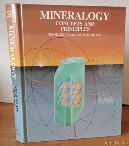 Mineralogy: Concepts and principles