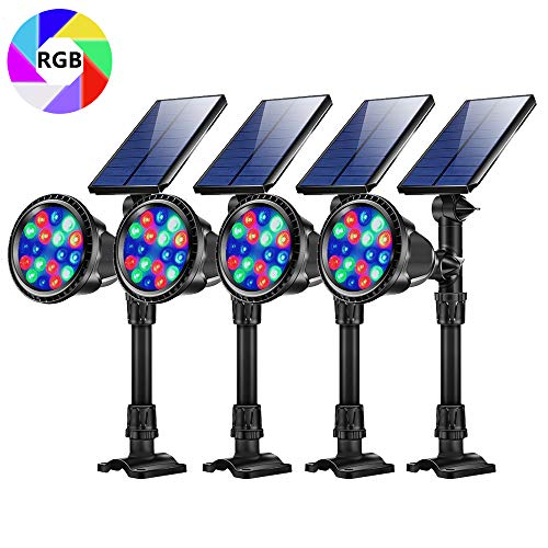 Solar Spot Lamps in US - 3