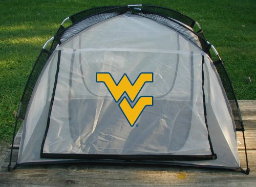 Rivalry NCAA West Virginia Mountaineers Food Tent