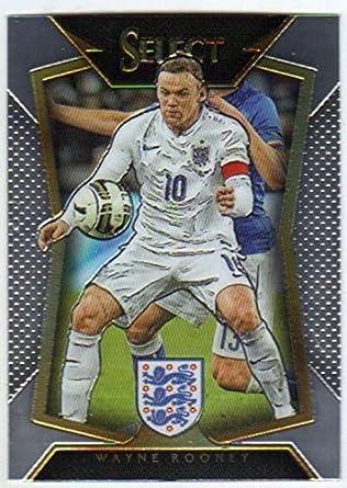 6f153a4f0d6 Amazon.com  2015-16 Panini Select  31 Wayne Rooney England ...