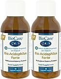 (2 Pack) - Biocare - BioAcidophilus Forte | 60's | 2 PACK BUNDLE