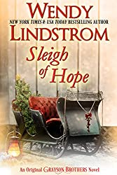Sleigh of Hope: A Victorian Historical Christmas Story (Grayson Brothers Book 5)