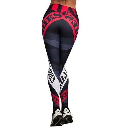 LANSKIRT Bedruckte Leggins - Verschiedene Designs - Hohe Taille Sporthosen  Super für Fitness, Laufen, 70c7be5ae8