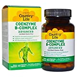 COUNTRY LIFE Vitamins COENZYME B-Complex ADVNCD, 60 VCAP For Sale