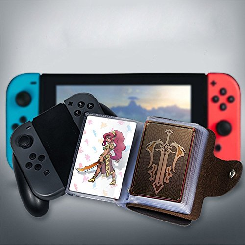 22pcs/Set NFC Tag Game Cards For Switch/Wii U ZELDA BREATH OF THE WILD WOLF LINK Standard Size