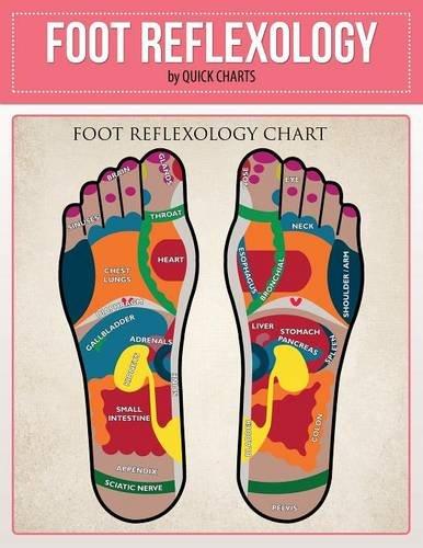 Foot Reflexology Chart - 8