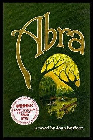 book cover of Abra
