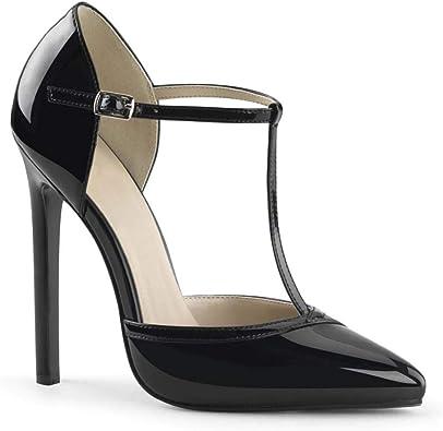 MagicXle Las Mujeres Zapatos de Tac/ón Antideslizante Resistente Al Desgaste Y Cansancio de Pies Zapatos de Tacon Alto de Cuatro Temporadas de Super