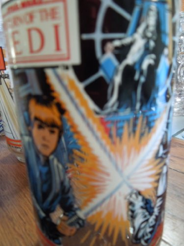 Star Wars Burger King Cocacola Return of the Jedi Limited Edition Glass