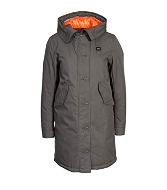 hot sales b303c 1c6ed Blauer USA Damen Parka in Oliv-Grau: Amazon.de: Bekleidung