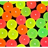 Fun Express Glow-in-The-Dark Bouncing Balls (144 Piece)