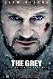 The Grey 27 x 40 Movie Poster - Style A Poster Print, 27x40