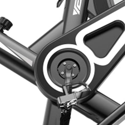 Bicicleta ciclismo interior, manillar ajustable Resistencia del ...