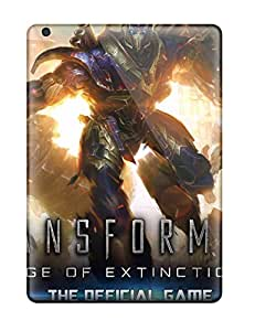 High Quality Transformers Age Of Extinction Case For Ipad Air / Perfect Case