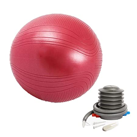 QINGCHUNSUI Fitness Ball Yoga Ball Profesional Gym ...