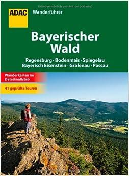 Book ADAC Wanderführer Bayerischer Wald