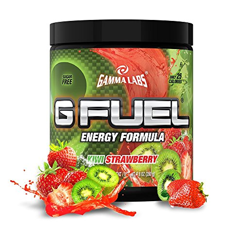 Gamma Labs G Fuel Dietary Supplement, Kiwi Strawberry, 280 Gram