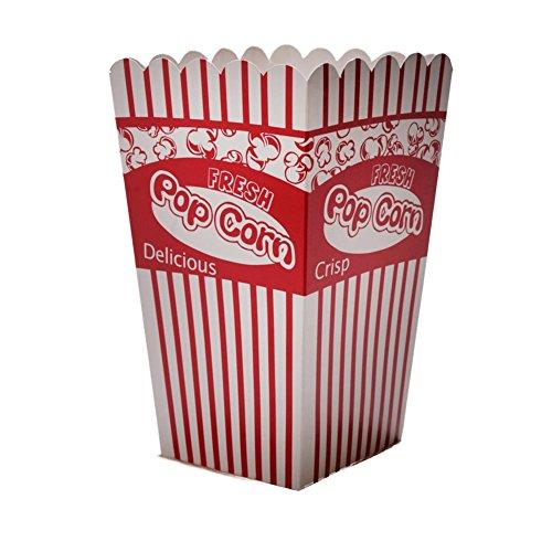Dozen Popcorn Boxes (Cardboard Popcorn Boxes compare prices)