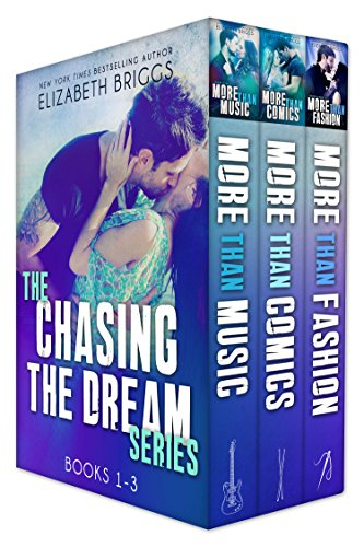 Chasing The Dream Series: Books 1-3 (Chasing The Dream Box Set) by [Briggs, Elizabeth]
