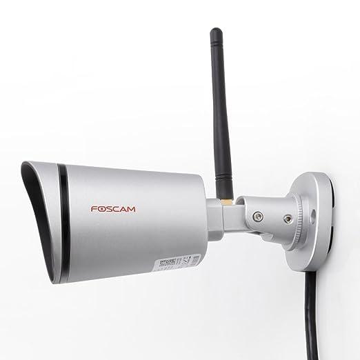 15 opinioni per Foscam FI9900P [32 GB preinstallato] Telecamera, HD 2.0 MP, H.264, 1080P Full