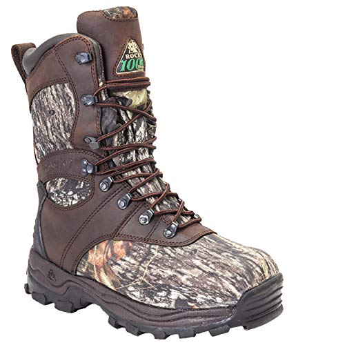 Rocky Men's Sport Utility Pro Hunting Boot,Mossy Oak,10.5 W US