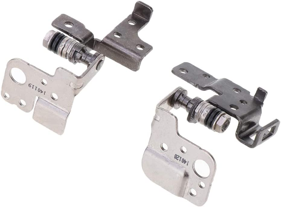 Metal LCD Screen Hinges Bracket Shaft for Lenovo V310 V310-15ISK Sets Hinges Left /& Right