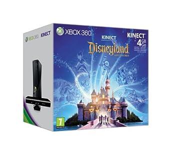 Xbox 360 - Consola 4 Gb + Kinect Sensor + Adventures + Disneyland