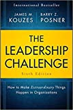 [1119278961] [9781119278962] The Leadership Challenge: How to Make Extraordinary Things Happen in Organizations 6th Edition-Hardcover