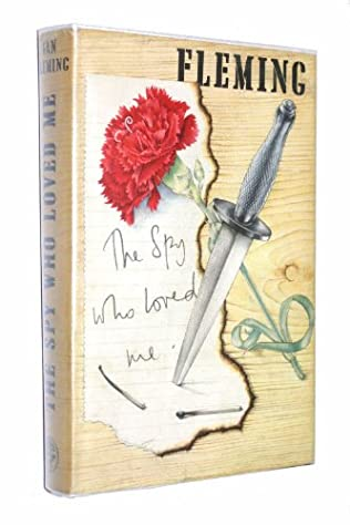 book cover of The Spy Who Loved Me