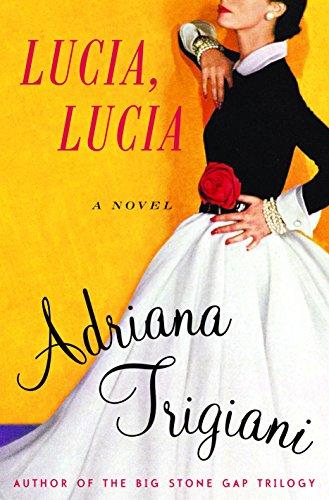 Lucia, Lucia: A Novel cover