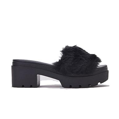 Isela, Tongs Femme, Noir (Nero Black), 36 EUWindsor Smith