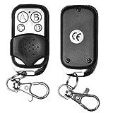 Kaimu 4 Key Wireless Cloning Remote Control Key Fob for Car Garage Door Electric Gate Video Converters
