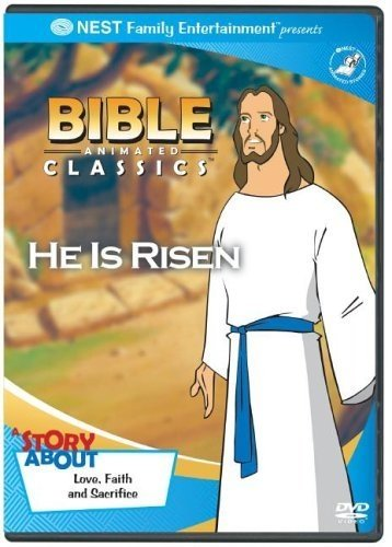 Bible Animated Classics: He is Risen, Story about Love, Faith and Sacrifice