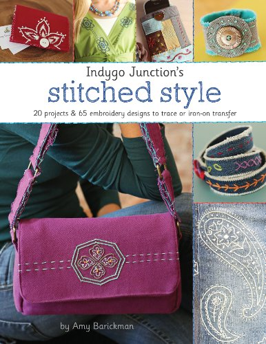 - Indygo Junction's Stitched Style