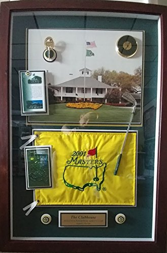 """The Clubhouse"" Augusta National Golf Club"