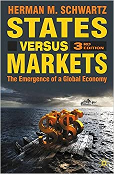 Book States Versus Markets, 3rd Edition: The Emergence of a Global Economy