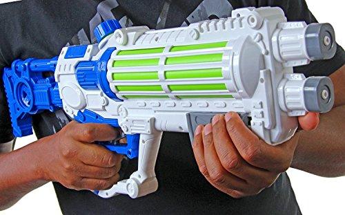 XXL Wassergewehr Wasserpistole Wasserspritze Gewehr für Wasserbomben Schlacht