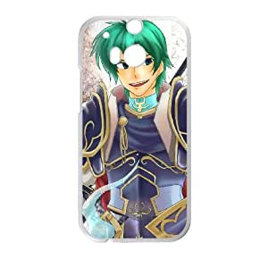 HTC One M8 Cell Phone Case White Fire Emblem The Sacred Stones VIU904075