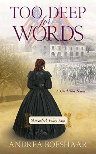 Too Deep for Words (Shenandoah Valley Saga)