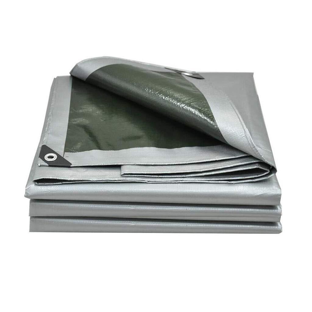 Tamaño : 2 * 3m Tiendas de campaña Kffc Lonas y amarres Lona Impermeable Gruesa Impermeable Protector Solar Protector Solar toldo sombrilla Exterior Lona plástica Puede ser Personalizado Artículos educativos